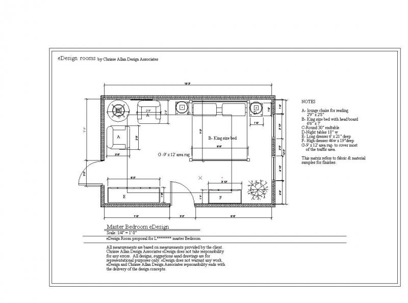 Room eDesign floorplan